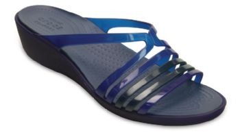 Crocs Womens Isabella Mini Wedge